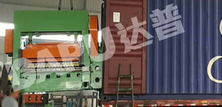 Extended Expanded Punch Metal Mesh Making Machine Hebei
